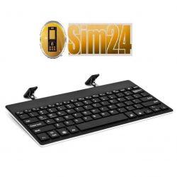 Uniwersalna klawiatura Bluetooth z podstawką ROXA