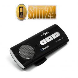Zestaw głośnówiący Bluetooth z podłączeniem 2 tele