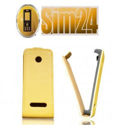 Kabura VISION Samsung I8260 CORE żółta