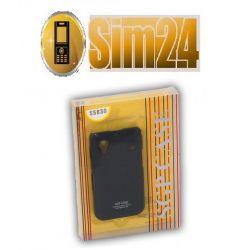 SGP CASE iPHONE 4/4S - czarny /black