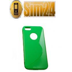 pokrowiec na LG L5/E610 zielony