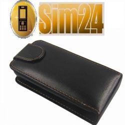 Kabura pionowa HTC ONE X czarna