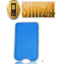 Wsuwka FILC SAMSUNG S5610 niebieski