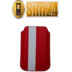 "Wsuwka COSTRA ""S"" GFMSC-0162A red 112*47"