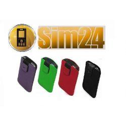 Etui zamszowe na  Sony Ericsson: P1i, X1