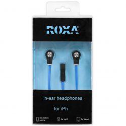 Zestaw słuchawkowy ROXA BX-500 do MP3 - niebiesk