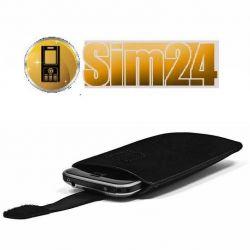 etui zamsz Sony Ericsson: Cedar, Hazel, W20i Zylo
