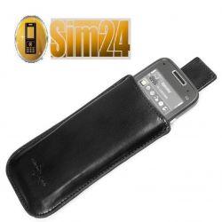 Etui do tele Samsung: I8350 Omnia W, S8500 Wave