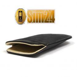 Etui skóra Samsung: C3520, I8190 Galaxy S III mini
