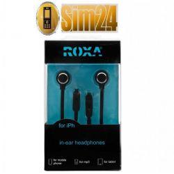 Zestaw słuchawkowy ROXA EH700 do Samsung - czarny