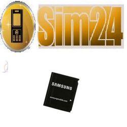 Bateria SAMSUNG AB553443C ORIGINAL/BULK S5230/G800