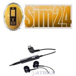 HF STEREO OEM LG GD510 micro USB/rozłączane