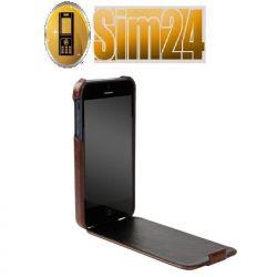 Pokrowiec Krusell SlimCover Tumba do iPhone 5 brą