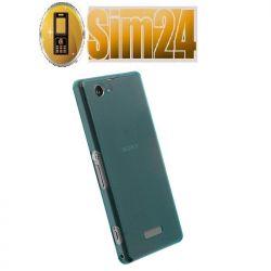 Pokrowiec Krusell FrostCover do Sony Xperia Z1 Mi