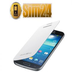 Etui Samsung EF-FI919BW do i9190 S4 mini białe