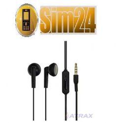 Słuchawki/HF MOTOROLA 0394A ORIGINAL/BUL 3,5 mm SJ