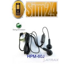Słuchawki/HF SONY ERICSSON HPM60J ORIGIN 3,5mmm/EL