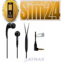 Słuchawki/HF SONY ERICSSON MH650C ORIGNA 3,5MM
