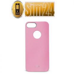 Etui Puro SoftCover IPC5SOFTPNK do iPhone 5 różow