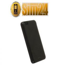 Pokrowiec Krusell FrostCover do iPhone 5C czarny