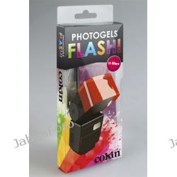 Cokin PHOTOGELS FLASH! zestaw 15 filtrów