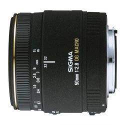 Sigma 50 mm F/2,8 EX DG MACRO