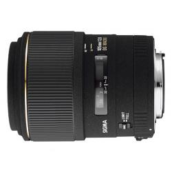 Sigma 105 mm F/2,8 EX DG MACRO