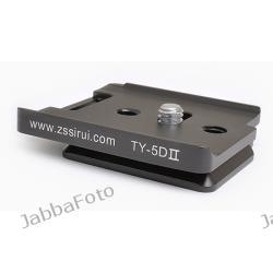 Sirui TY 5DII płytka szybkiego montażu do głowic serii KX i G