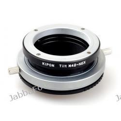 Kipon Adapter Tilt Sony NEX - M42
