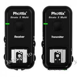 Phottix Strato II Multi wyzwalacz radiowy do Nikona