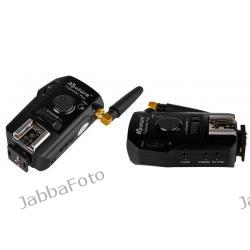 Aputure 2x Trigmaster Plus 2,4GHz S1 do Sony A77, A55, A35, A33, A580, A560, A450, A900, A700