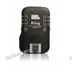 Pixel King e-TTL TTL do Canon - dodatkowy odbiornik