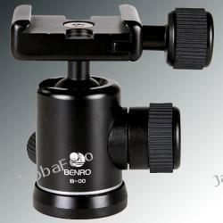 Benro B-00 + PU-40
