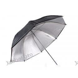 F&V Parasolka odbijająca srebrno-czarna 84cm