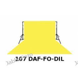 Tło fotograficzne kartonowe 2,72 x 11 m Kolor 107 DAF-FO-DIL