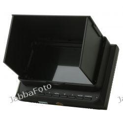"""GENESIS VM-6 LCD 5"""" Monitor podglądowy do kamer oraz aparatów fotograficznych"""