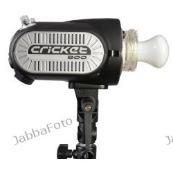 Quantuum Fomex Cricket 400Ws lampa błyskowa