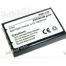 Premium Gold NP-120 akumulator