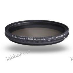 Cokin Pure Harmonie 62mm VARIABLE NEUTRAL DENSITY GREY VD-NG filtr szary