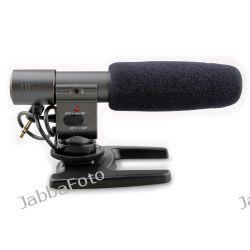 Mikrofon pojemnościowy do kamer i aparatów JJC Mic-1