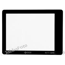 GGS szklana osłona ekranu LCD do Sony Alpha A65 / A77