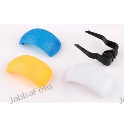Dyfuzor uniwersalny dla lamp wbudowanych POP-UP (3 kolory)