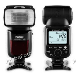 Voeloon V600 TTL lampa błyskowa Nikon