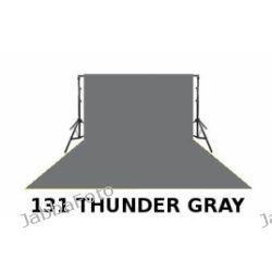Tło fotograficzne kartonowe 1,35 x 11 m Kolor 131 THUNDER GRAY