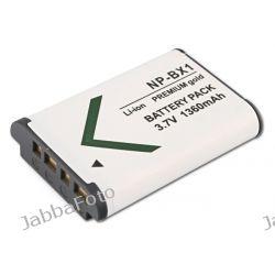 Premium Gold akumulator NP-BX1 1360mAh