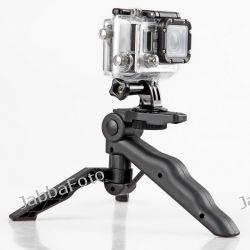 Grip Statyw Uchwyt stabilizujący 2w1 do kamer GoPro Hero