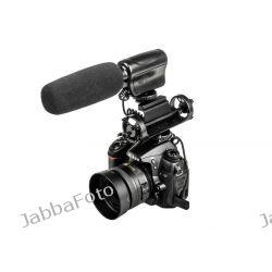 Genesis ST-02 Stereofoniczny mikrofon kierunkowy do aparatów i kamer