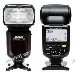 Voeloon V760 TTL lampa błyskowa Canon