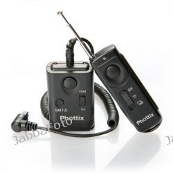 Phottix Cleon II pilot bezprzewodowy/wężyk N10 do Nikon D7000, D5100, D5000, D3100, D90