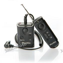 Phottix Cleon II pilot bezprzewodowy/wężyk N6 do Nikon D70s/D80